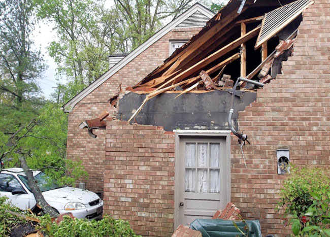 Storm Damage Restoration Experts